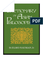 St. Elmo Nauman Jr. - Dictionary of Asian Philosophies-Routledge (2017)