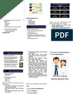 leaflet penggunaan obat yang benar