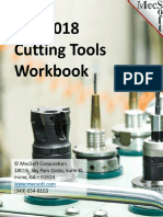 The 2018 Cutting Tools Workbook VisualCADCAM MILL