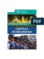 CARTILLA Seguridad Ciudadana