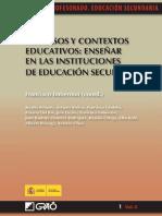 Imbernón, F.  (2010). Procesos y contextos educativos.pdf