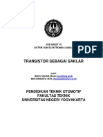 Mafiadoc.com Job Sheet 10 Transistor Sebagai Saklarpdf Staff Un 59fedf731723dd4bb228ec5f