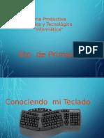 Teclado Basico de Compu