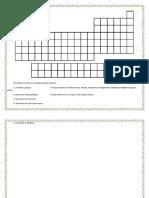 Rellenar Tabla Periodica Evaluacion Bimestral