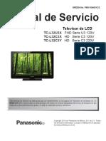 Panasonic tc-l32u3x