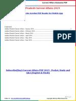 Andhra Pradesh Current Affairs 2019 by AffairsCloud.pdf