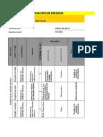 U.2 -Formato Matriz Para La Identificacion de Peligros, Valoracion de Riesgos y Determinacion de Controles U.2