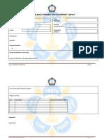 MSYLP Project Status Report
