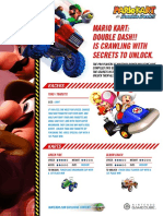 Mario Kart Double Dash Unlock Guide
