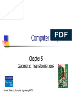Lecture05 Transformation