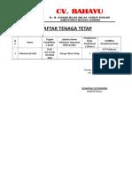 DAFTAR PERSONIL Tetap.docx