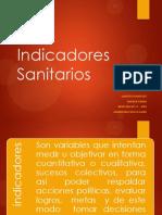 INDICADORES DE SALUD