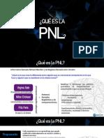 PNL Nivel Inicial 1 certificación