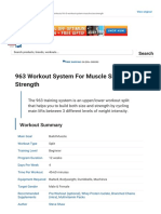 963 Workout System for Muscle Size and Strength _ Muscle & Strength