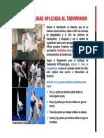 La Flexibilidad Aplicada Al Taekwondo (1)
