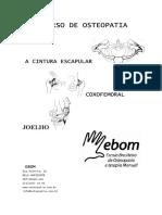 Capsulite Adesiva Osteopatia