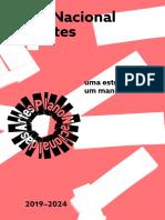 Estrategia Do Plano Nacional Das Artes 2019-2024