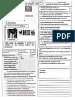 Tradução- Teste- 1ºano- II Unidade- PROFESSOR