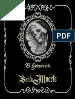 El Grimorio de La Santa Muerte