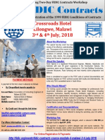 2018 FIDIC Workshop