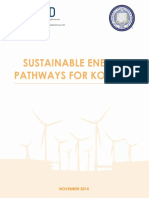 Sustainable Energy for Kosovo Energy Policy