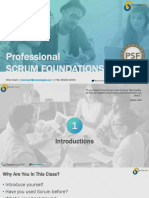 PSF Practice Agile Reference Guide