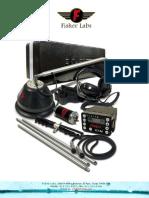 Geofono XLT 30 Fisher Labs