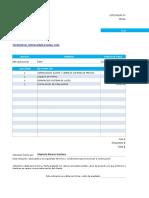Presupuesto Porter Dpf Final