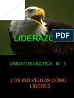 1.- Definiciòn de Liderazgo