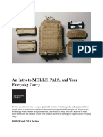 An Intro to MOLLE
