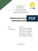 Seminario Marketing Social