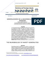 generalidades neurobiologicas de la ansiedad