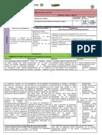 Formato Secuencia Didactica Colfrasis
