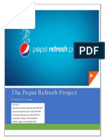 Pepsi Refresh Project_Group 7