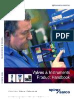 Sarco Valves Instruments Handbook