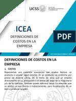 Definiciones de Costos en La Empresa