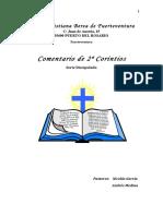 Comentario 2a Corintios