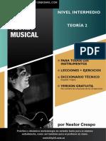 TEORÍA - DONACIÓN -  Teoría Musical 2 (Nivel intermedio).pdf