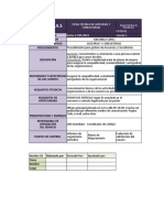 Ficha Tecnica Asesorias y Consultorias