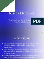 riscos eletricos