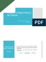 Análisis Cefalométrico de Steiner(1)