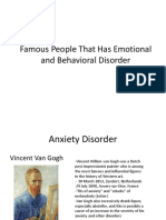 Emotional and Behavioral Disorder ProfEd