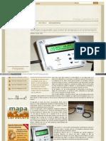 Termostato Programable Para Control de Temperatura en La Fermentación