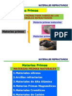 Materias Primas Para Fabricar Los M R.(Actualizado)