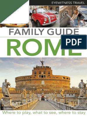 Eyewitness Travel Family Guide Rome Pdf Rome