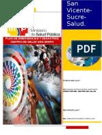 9 - San Isidro - Plan de Desastres y Emergencia