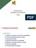 CD 7 - Variables Aleatorias