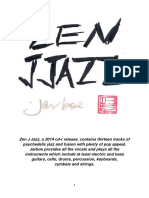 ZEN J JAZZ by Jarboe