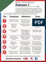 dieta cetosisgenica 50 dias pdf
