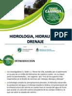 Hidrologia y drenajes